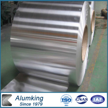 Conteneur recyclable Matière première feuille d'aluminium