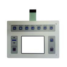 Membranschalter für stabile medizinische Geräte