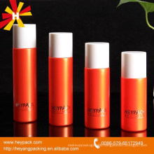 100ml 120ml 135ml 150ml plastic cylinder cosmetic bottle