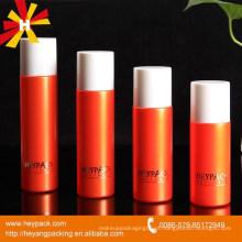 100ml 120ml 135ml frasco cosmético do cilindro plástico 150ml