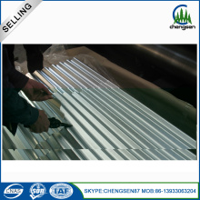 SGCC Galvanized GI Corrugated Steel Roofing Sheet