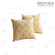 Almohada decorativa clásica americana moderna del sofá de la cubierta de almohada