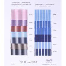 Tela promocional 100 de algodón para camisas