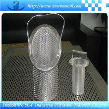 Cilindro de Filtro em Aço Inoxidável 304