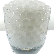 Suministro de agua blanca de perlas florales suelo de cristal hidromasaje