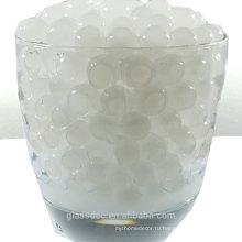 Поставка белой воды жемчужина цветочный кристалл почвы гидро гель