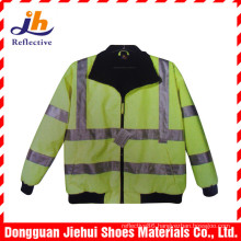 High Visibility Reflective Traffic Warning Clothing Safety Waistcoat