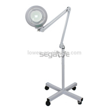5x floor stand adjustable facial skin spa salon