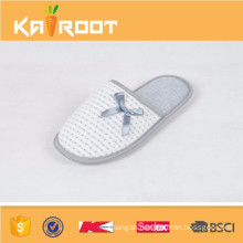 washable latest ladies flat slippers shoes