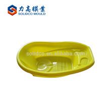 Proveedor de China de Alta Calidad de Suministro Nuevos Productos Lavabo Bañera Molde de Plástico Niño Bañera Tina Molde
