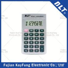 Calculatrice de taille de poche à 8 chiffres (BT-310)