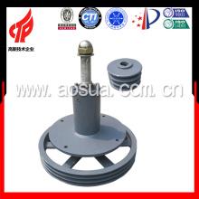 Reductor de cinturón de cuero torre de refrigeración, reducir el número de revoluciones