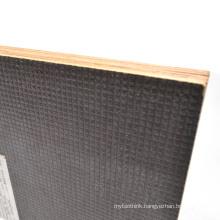 Multi Layered Anti Slip Ghana 18Mm Waterproof Film Faced Plywood 4*8*18Mm Kangaroo Wbp Price