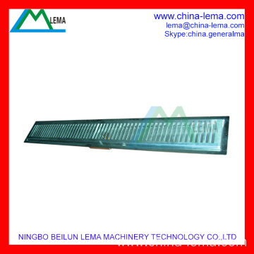 Stainless Steel Bending Stamping Drainage Channels