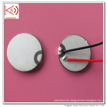 Ultrasonic 15mm Piezoelectric Dual Electrode Ceramic Buzzer