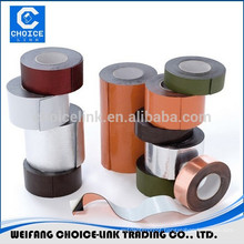 Self adhesive modified bitumen waterproofing tape