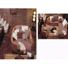 WABR-007 New Design Sectional Bed wicker bedroom furniture (Hand woven by wicker,hyacinth & wooden frame )