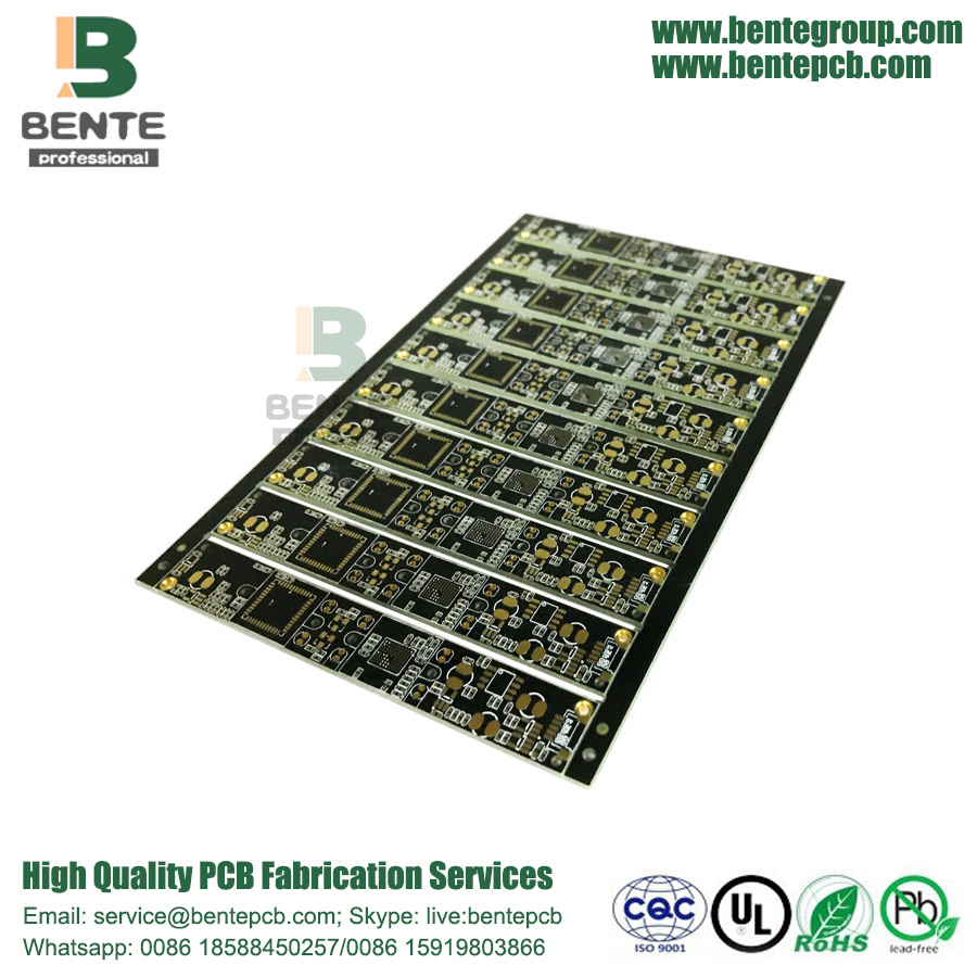 Carte PCB de Quickturn de HDI