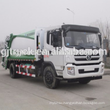 4*2 drive 5cbm Shacman compressor garbage truck/garbage refuse truck/garbage compressor truck/garbage compactor/ small garbage