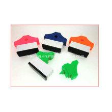 Plastic House 2 In1 Highlighter Marker