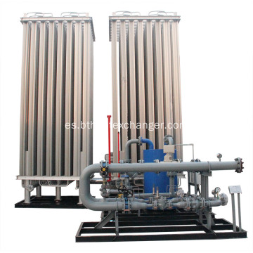 Ambient Air Vaporizer Skid-Mounted Equipments