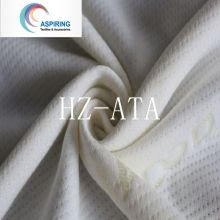 100% Polyester Strick Matratze Stoff