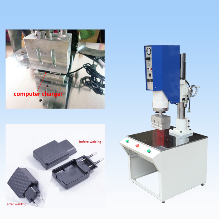 Ultrasonic Plastic Welding Machine for Plastic Charger