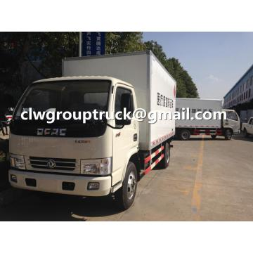 Dongfeng Duolika 2-5T Medical Waste Truck