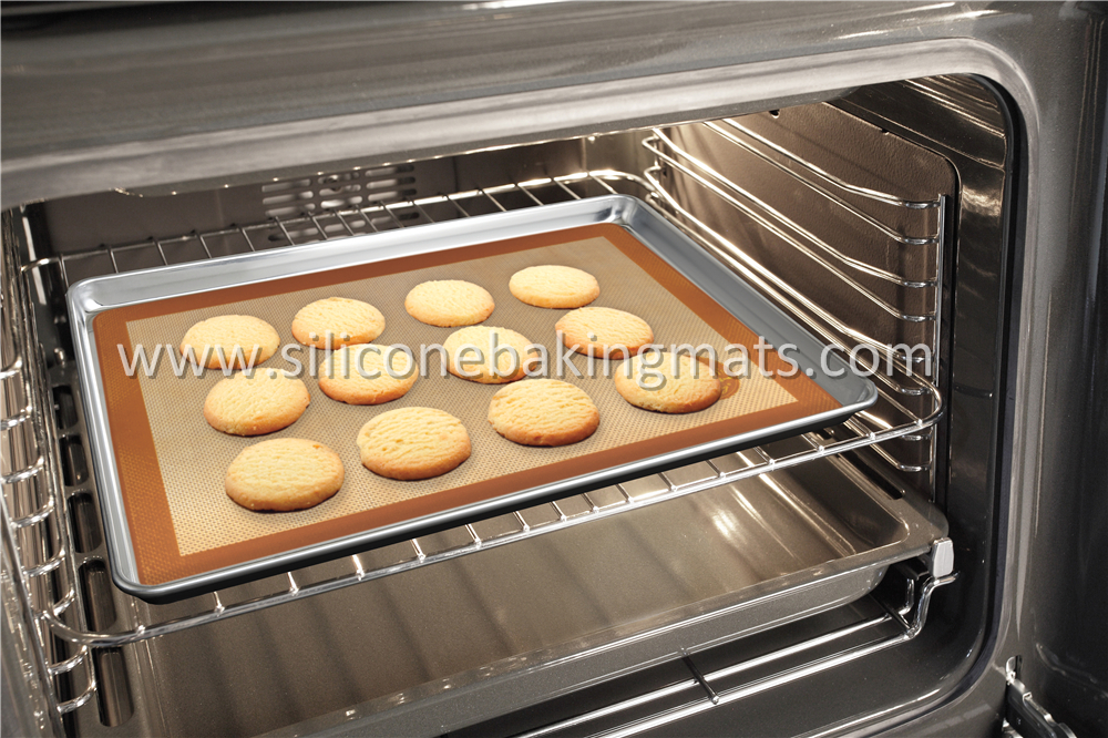 Silicone Baking Mat Pan Set