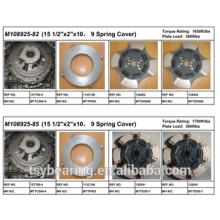 """American Mack Truck Parts 15 1/2 """"Ferro fundido kits de embreagem M108925-85"""