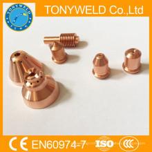Prix du plasma provenant de l'électrode consommable au plasma de la Chine 220669