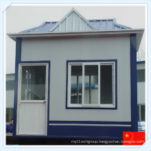 Green Light Steel Modular Building with Sandwich Panel