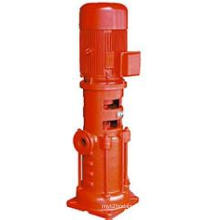 High Efficiency Vertical Multistage Firefighting Centrifugal Water Pump
