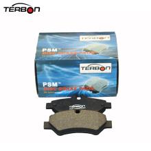 Высокое качество тормозных колодок 0044206920 для Мерседес Бенц