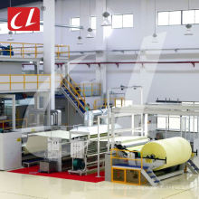 CL-S PP Spunbonded Non Woven Fabric Making Machine for Medical Products