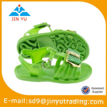 PVC-Kindergelee-Sandalen