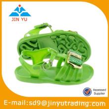 Sandales en gelée pour enfant en PVC