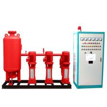 Impulsor bomba de agua de incendios de jinete