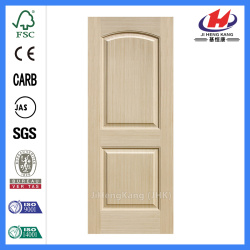 JHK-S03 Engineered White Oak   Laminate Interior Door Skin Panel