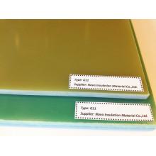 Эпоксидная стеклянная ткань Ламинированный лист Hgw2372.4