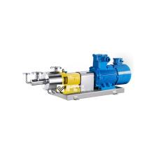 Neat soap neutralization pump