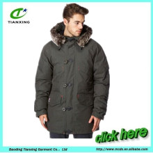 Men's Snaefell Long Down Parka