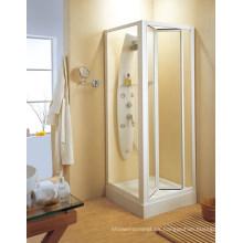 Cabina de ducha cuadrada (WA-BS090)
