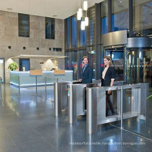 Economical Steady Swing Turnstile with Temperature Access Control