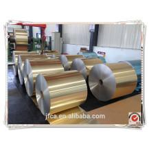 Feuillet en aluminium pour paquet flexible / paquet alimentaire