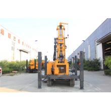 Máquina de perforación de pozos de agua profunda hidráulica completa XSL3 / 160