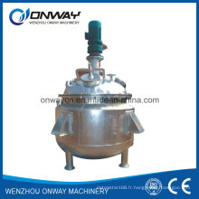 Fj High Efficent Factory Price Pharmaceutical Hydrothermal Synthesis Agitated Chemical Reactor Prix