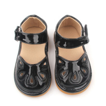 Fashion Rubber PU Newborn Baby Sandals Shoes Summer