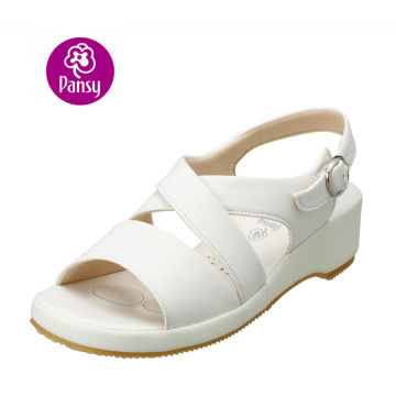 Pansy Comfort Shoes Massage Insole Nurse Shoes