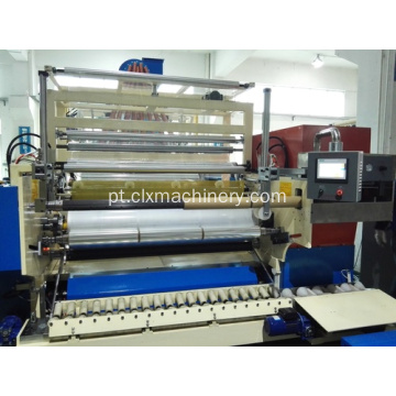 O que é Stretch Wrap Film Machine